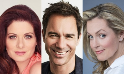 Debra Messing, Eric Mccormack, Kate Wentworth