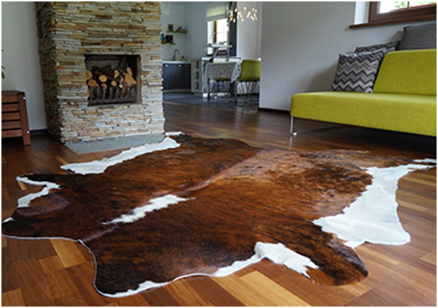 Image result for The Glorious Cowhide Rug