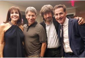 Joan Ryan, Stephen Schwartz, Trevor Nunn