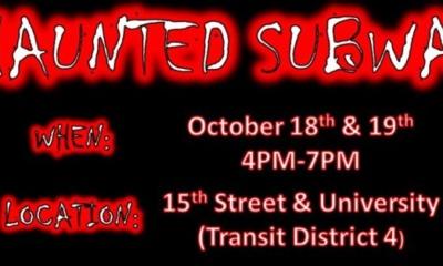 Haunted Subway