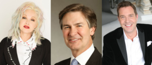 Cyndi Lauper, Kenneth W. Lowe, Steven Reineke
