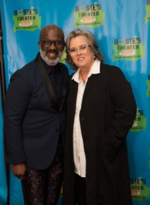 Bebe Winans, Rosie O'Donnell