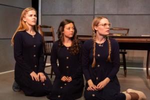 MaryKathryn Kopp, Hannah Mae Sturges, Hallie Griffin
