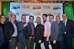 Mark Cortale, Tim Sulka, Evans Haile, James Morgan, Jeremy Cohen, Max Friedman, Sam Bolen, Mark Sonnenblick, Jon J. Peterson, Michael Chase Gosselin