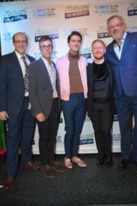 Michael Chase Gosselin, Mark Sonnenblick, Sam Bolen, Max Friedman, Tim Sulka