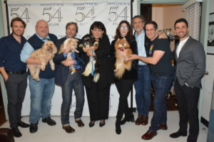 James Snyder, Kevin Chamberlin, Samantha Hugh Panero, Peter Pan, Christine Pedi, Sheik of Araby, Joanna Gleason, Trixie, Chris Sarandon, Seth Rudetsky, Adam Kantor