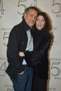 Chris Sarandon, Joanna Gleason
