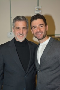 Bill Berloni and Adam Kantor