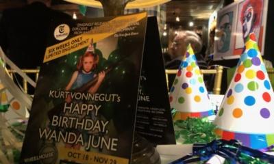 Happy Birthday Wanda June, Bond 45