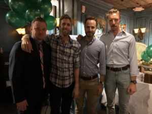 Matt Harrington, Jeff Wise, David Kerner, Michael Schantz