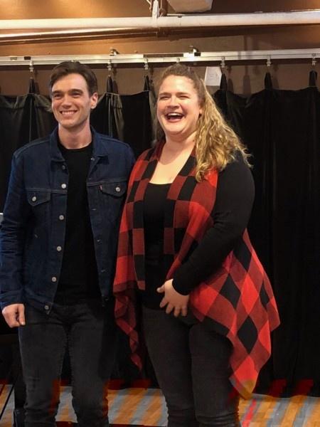Bonnie Milligan,Justin Sargent