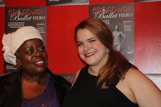 Lillias White, Bonnie Milligan