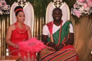 Carissa Sharon Oyakhilome, Phillip Frimpong