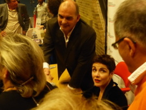 Pascal Rioult, Christine Andreas