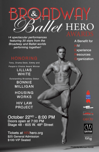 The Fifth Annual Broadway & Ballet HERO Awards