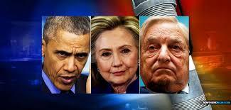 president obama, hillary clinton, george soros