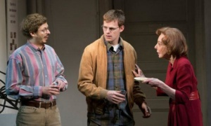 Michael Cera, Lucas Hedges, Elaine May