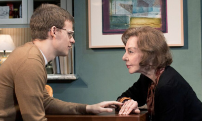 Lucas Hedges, Elaine May