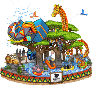 Splashing Safari Adventure