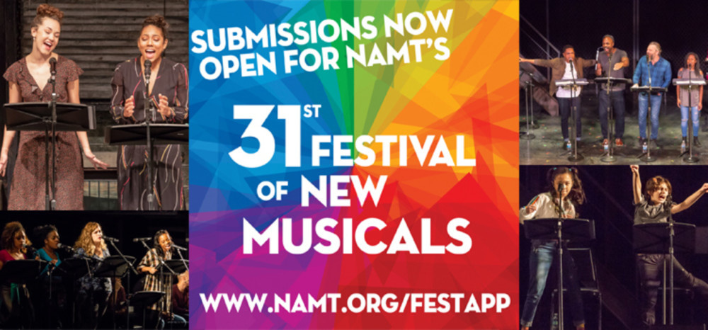 The National Alliance for Musical Theatre is Now Accepting Submissions for 2019 Festival of New Musicals | Times Square Chronicles