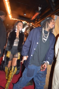 Winnie Harlow,Victoria Secret Super Model, Wiz Khalid
