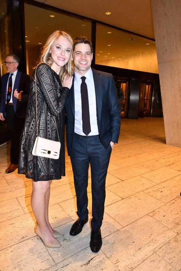 Ashley Spencer,Jeremy Jordan