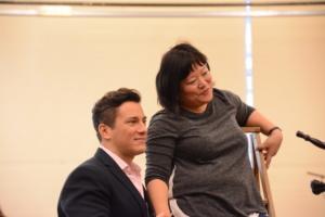 Nicholas Rodriguez , Ann Harada