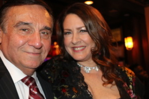 Tony LoBianco, Joely Fisher