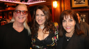 Ron Abel, Joely Fisher, Joan Ryan