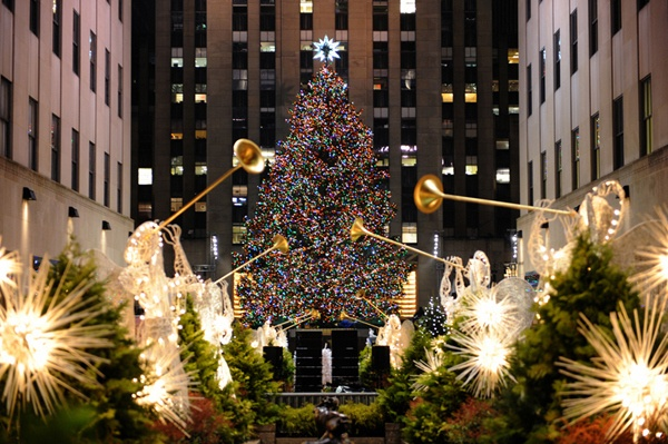 Christmas in New York - Christmas In New York Times Square Chronicles
