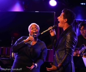 Lillias White, Anthony Nunziata