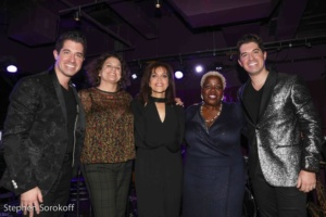 Will Nunziata, Cady Huffman, Lillias White, Joan Ryan, Anthony Nunziata