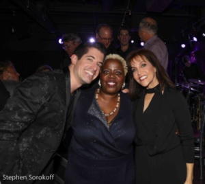 Anthony Nunziata, Lillias White, Joan Ryan
