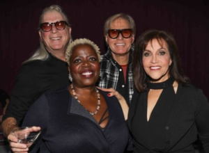 Ron Abel, Chuck Steffan, Lillias White, Joan Ryan