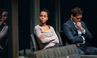 Kerry Washington, Steven Pasquale
