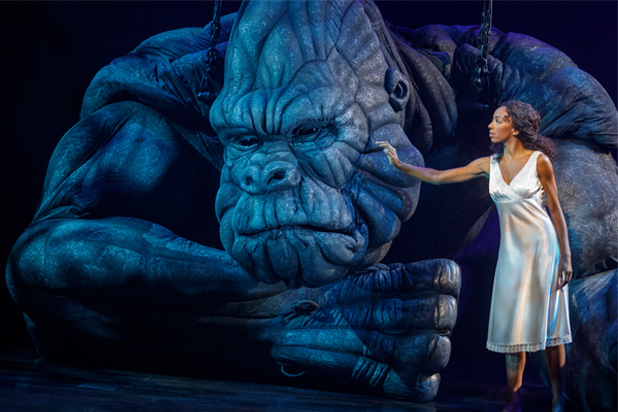 King Kong a Musical in Search of a Era | Times Square Chronicles