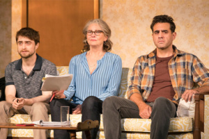 Daniel Radcliffe, Cherry Jones, Bobby Cannavale