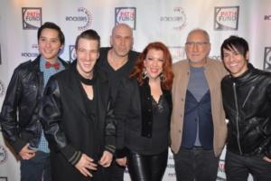 Ryan Willard, John Arthur Greene, Jeremy Schonfeld, Jen Perry, Pete Townshend,Tony Vincent