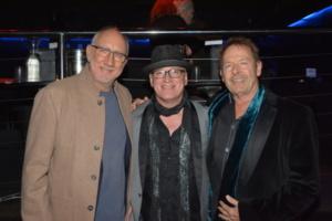 Pete Townshend, Donnie Kehr, Simon Kirke