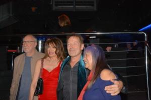 Pete Townshend, Maria Figuredo Kirke, Simon Kirke, May Pang