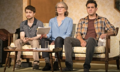 Daniel Radcliffe, Cherry Jones, Cannanale