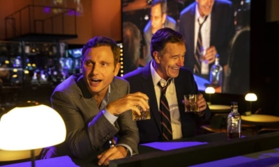 Network, Tony Goldwyn, Bryan Cranston
