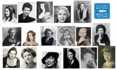 Historic Women Playwrights