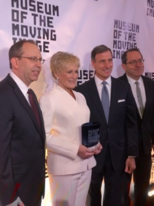 Carl Goodman, Glenn Close, Ivan Lustig,Michael Barker