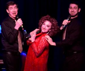 Zach Miller, Sharon Ruben, Frank Moran