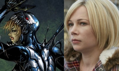 Michelle Williams, Venom