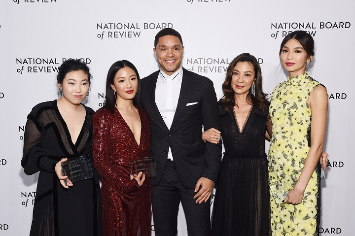National Board of Review Honors Top Films at Annual Gala | Times Square Chronicles