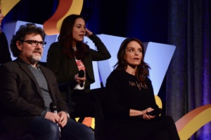 Jeff Richmond, Erika Henningsen, Tina Fey