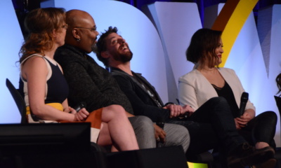 Patti Murin , James Monroe Iglehart, Christian Borle, Ashley Brown
