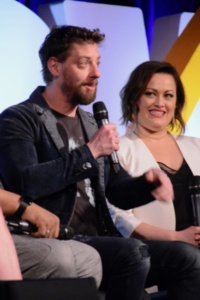 Christian Borle, Ashley Brown